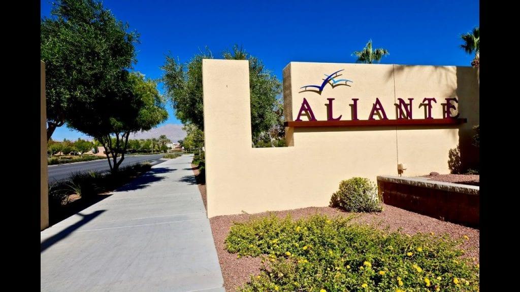 Aliante Home for Sale