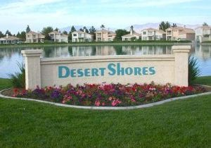 Desert Shores Real Estate