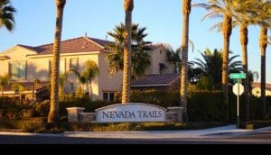 Nevada Trails Real Estate