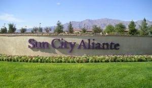 Sun City Aliante Real Estate