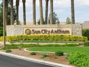 Sun City Anthem Real Estate