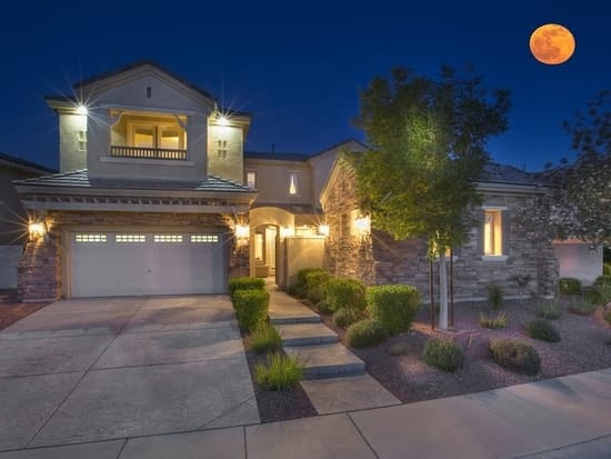 red rock country club real estate community golf homes 702 508 8262