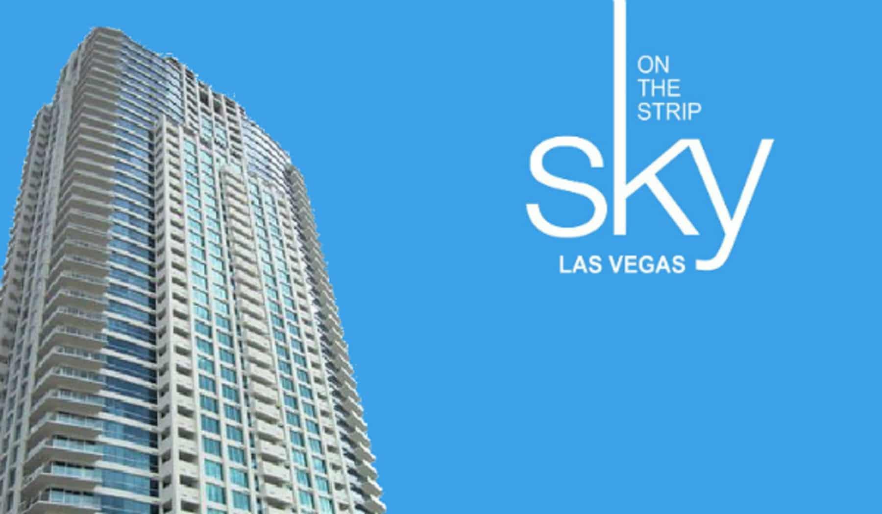 Sky Las Vegas Condos High Rise Condominiums For Sale