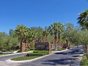 Country Club Hills Summerlin
