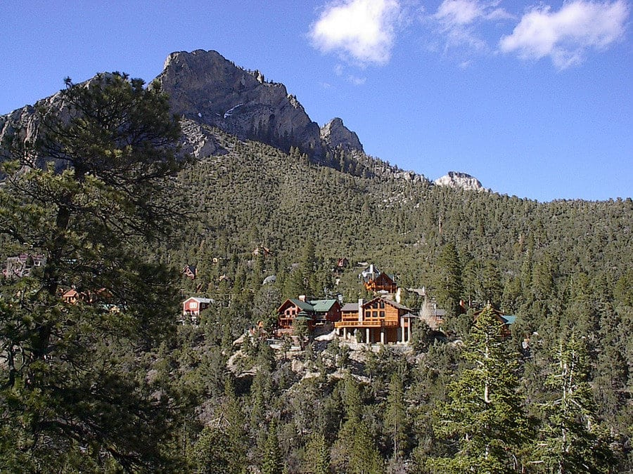 Mount Charleston Real Estate Re Max 702 508 8262