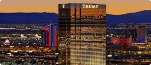 Trump International Hotel Tower Las Vegas High Rise