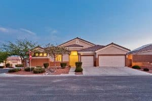 Homes Near Nellis Air Force Base