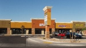 Las Vegas Shopping Center for Sale