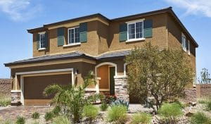 Southwest Las Vegas New Home Builder