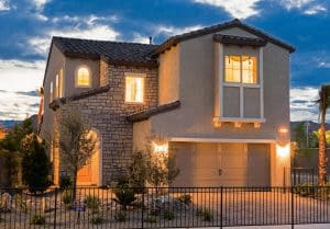 VA Financing New Home Las Vegas