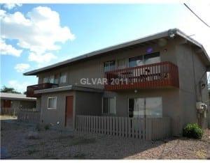 Four Plex for Sale Las Vegas