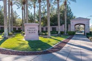 Green Valley Ranch Henderson NV Homes
