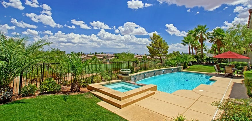 Magnificent Las Vegas Large Homes In Gated Neighborhoods Re Max 702 Download Free Architecture Designs Sospemadebymaigaardcom