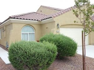 Tule Springs Home in Gated Community Las Vegas