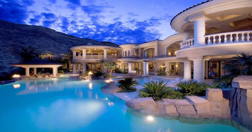 Million Dollar Homes Las Vegas For Sale