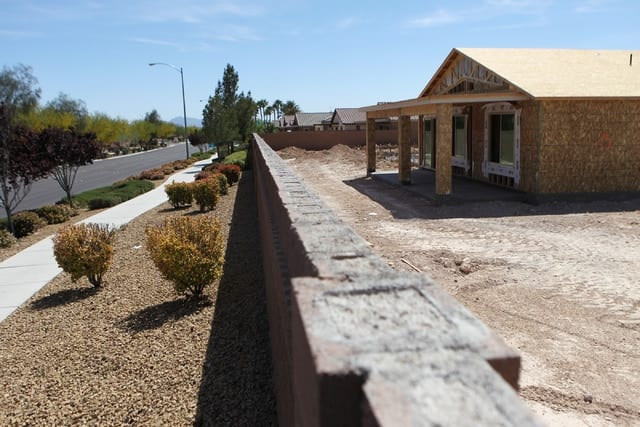 New Homes 55 Plus Communities Las Vegas NV