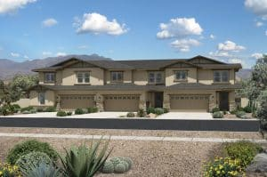New Townhomes Summerlin Nevada