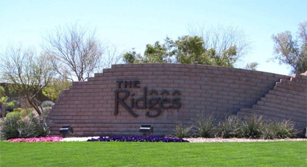 The Ridges Custom Homesites in Summerlin