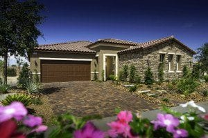 Single Story New Homes in Summerlin NV