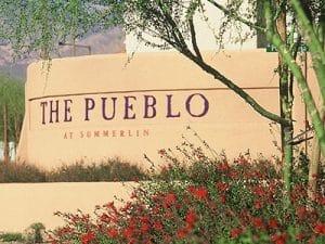 The Pueblo Summerlin Las Vegas Real Estate
