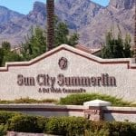 Sun City Summerlin Condos For Sale