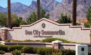 Sun City Summerlin Condos For Sale