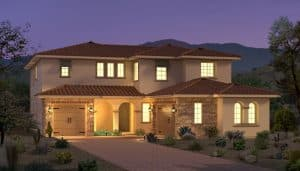 Woodside Homes Summerlin NV