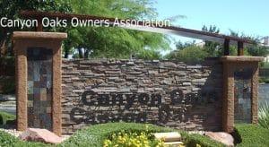 Canyon Oaks Summerlin Homes