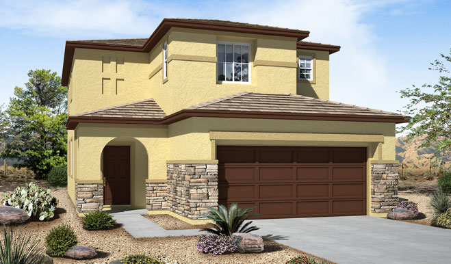 New Master Planned Community Las Vegas New Residential