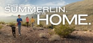 Summerlin Centre Village Homes for Sale