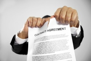 Listing Agreement Cancellation Clause