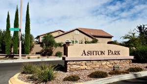 Ashton Park Vistas Summerlin homes