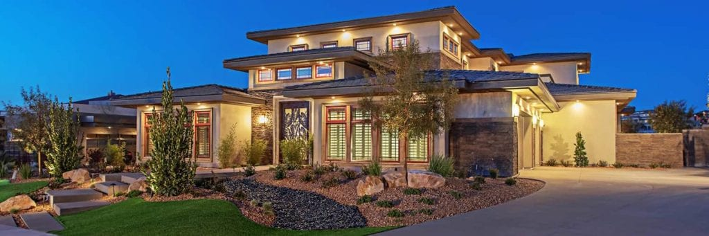 Las Vegas Luxury Real Estate Communities Million Dollar ...