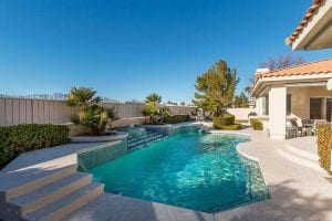 Las Vegas Homes for Sale With Pools