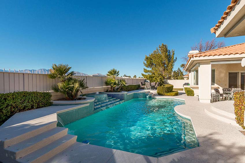 Las vegas homes for sale with pools re max 702 508 8262 for Houses for sale pool