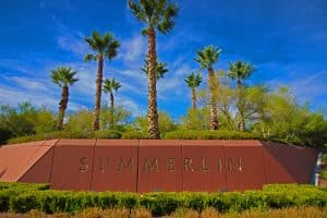 Cherry Creek Summerlin Homes