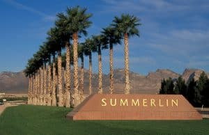 Palomar Summerlin Homes