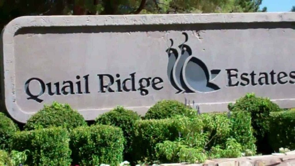 Quail Ridge Summerlin Homes