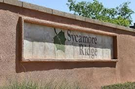 Sycamore Ridge Summerlin Homes