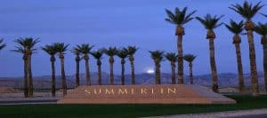 Willow Bend Summerlin Homes