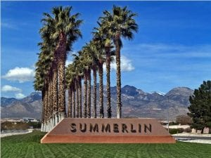 Wisteria Hills Summerlin Homes