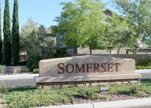 Somerset Summerlin Homes