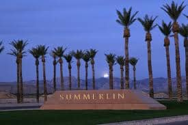 Springfield Summerlin Homes
