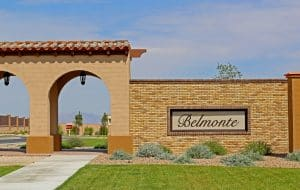 Belmonte Paseos Village Summerlin