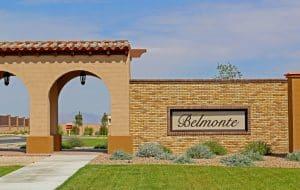Belmonte Paseos Village Summerlin