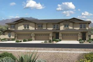 Gated Townhomes Summerlin
