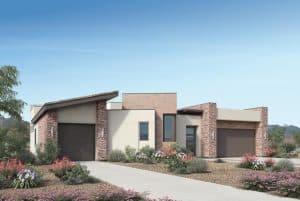 Single Story New Homes Summerlin