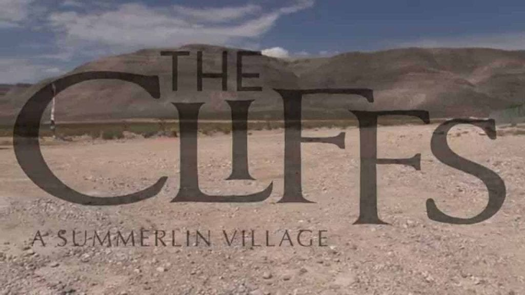 The Cliffs Village Summerlin Homes