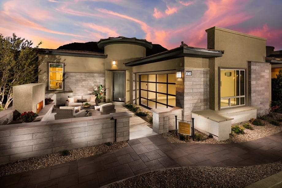 Toll Brothers Paseos Village Summerlin Homes 702 508 8262