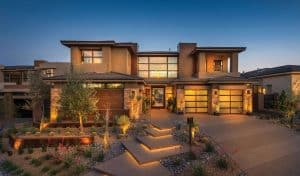 William Lyon Homes Paseos Village Summerlin